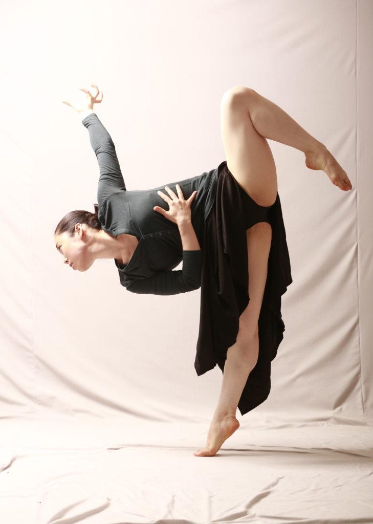 上田舞香のダンス写真 Dance Photo, Maika Ueda