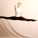ダンサー、上田舞香のダンス写真