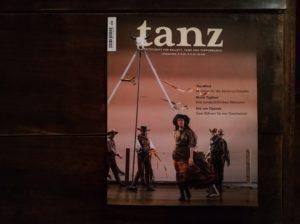 """tanz"" magazine"