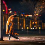 「途中」ダンサー 上田舞香 copyright Natsko Goto/Minato City Ballet Company