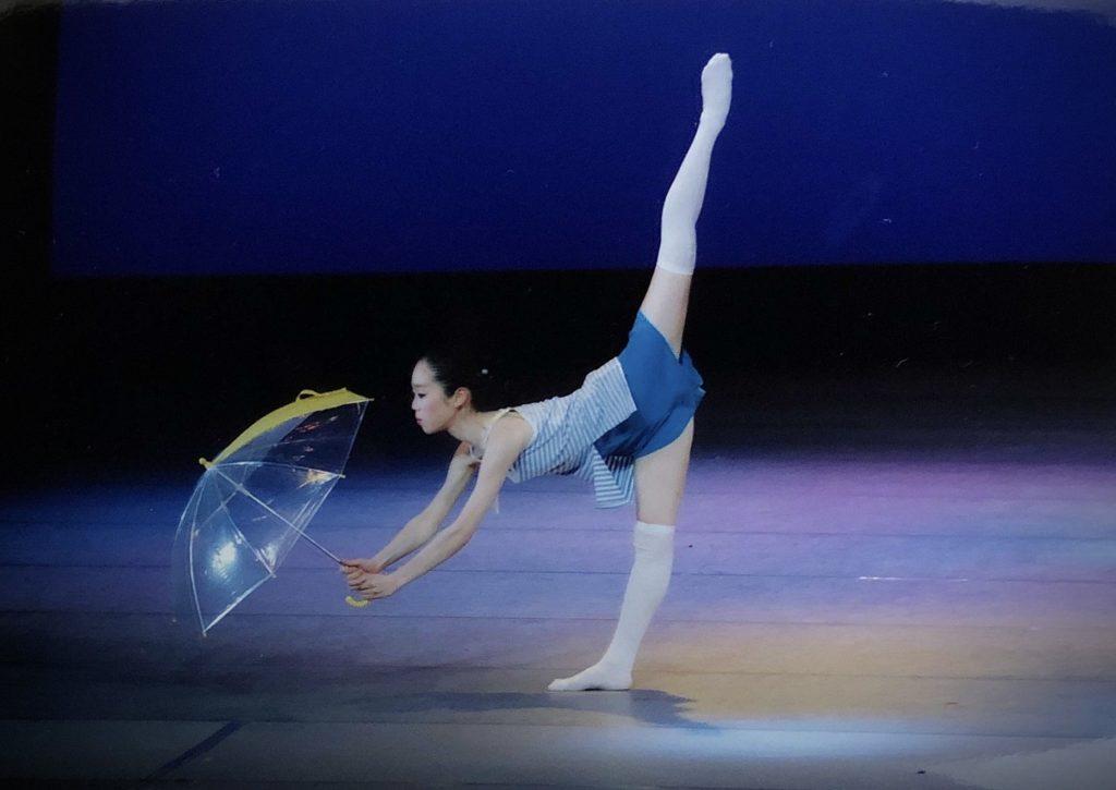 モダンダンスアトリエ発表会の写真