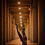 「落ちた身体」ダンサー 上田舞香 copyright Natsko Goto/Minato City Ballet Company