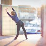 「まなざし」ダンサー 上田舞香 copyright Natsko Goto/Minato City Ballet Company