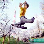 ダンサー:上田舞香、フォトグラファー:後藤奈津子